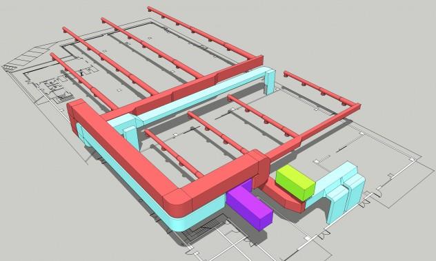Centro Commerciale Mosaico – Spilimbergo (PN)